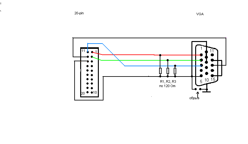 hdmi to rca cable wiring diagram wiring diagram connecting a cabletv or satellite system audioholics vga to av cable